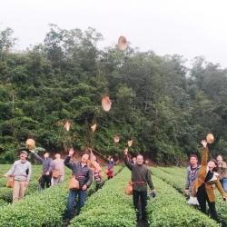 106年度第二次活動參訪【宜蘭青山茶園】